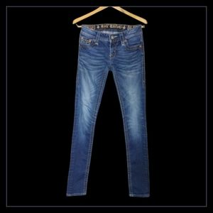 Rock Revival Jessica Skinny Stretch Jeans